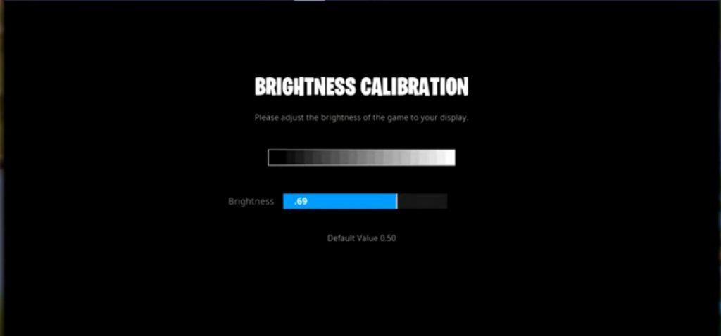 Ninja Brightness Settings