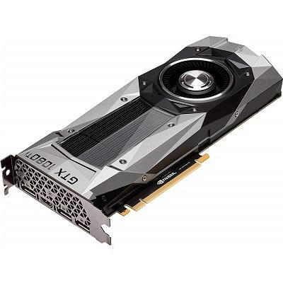 Nvidia GEFORCE GTX 1080 Ti - FE Founder's Edition