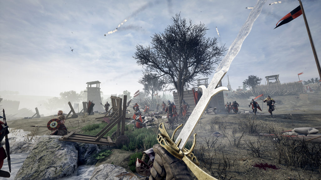 Play Mordhau as a beginner