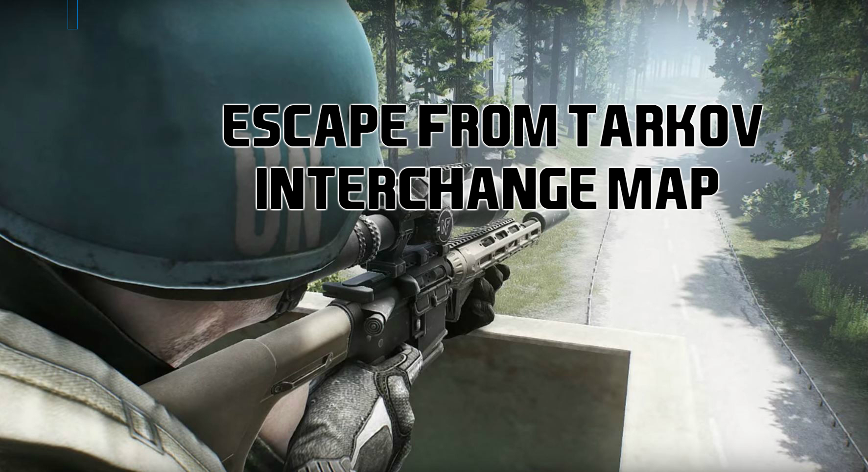 EFT interchange map guide