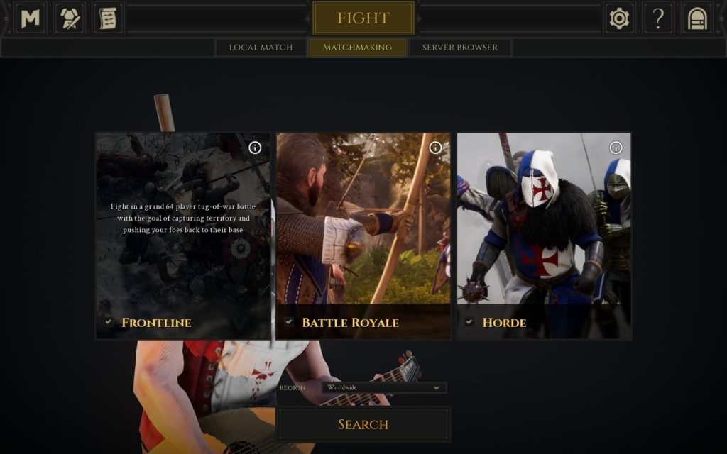 Mordhau game modes