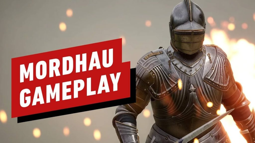 Mordhau gameplay
