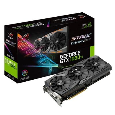 ASUS ROG STRIX GeForce GTX 1080 TI 11GB