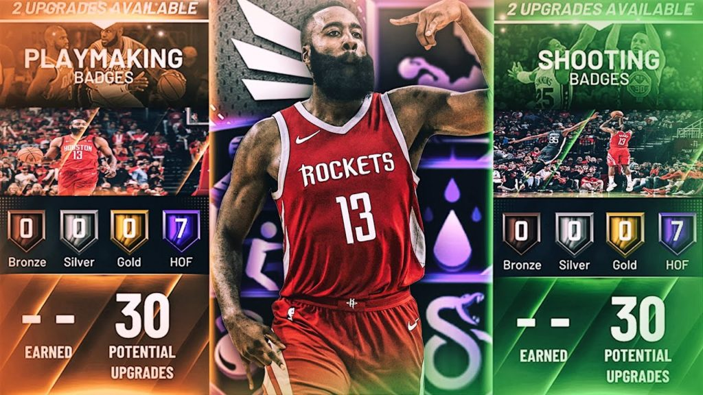shooting guard builds in NBA 2k20