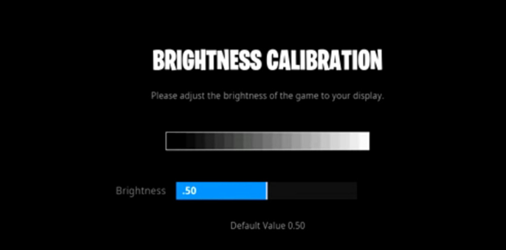 HighDistortion Brightness Settings