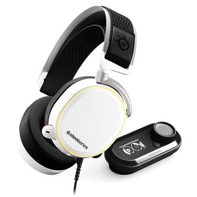 SteelSeries Arctis Pro White