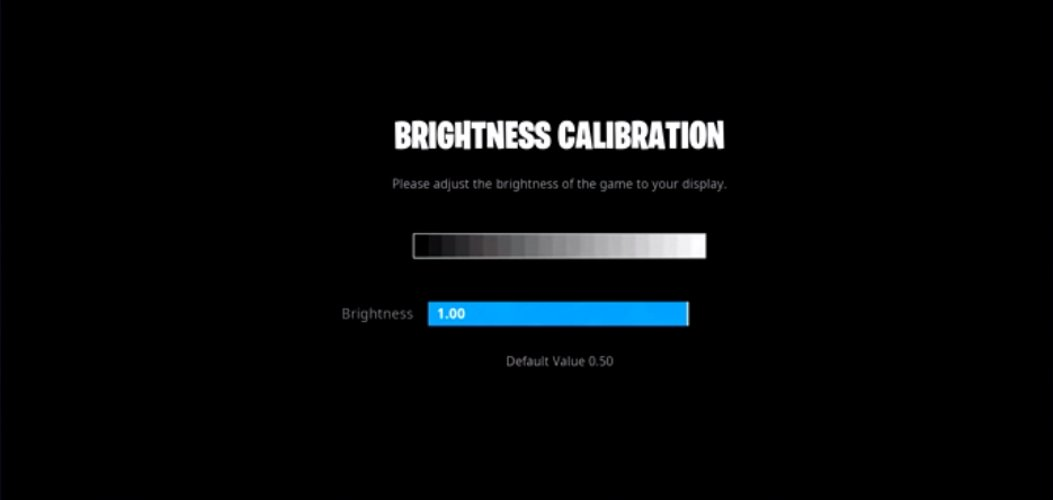 Slappie Brightness Settings