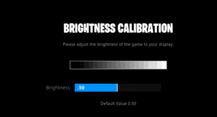 Daequan Brightness Settings
