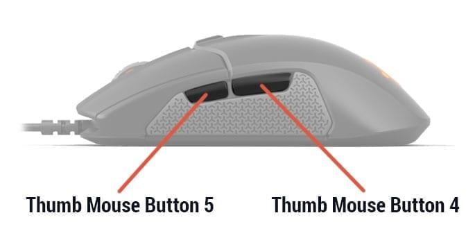 f1veskill mouse buttons
