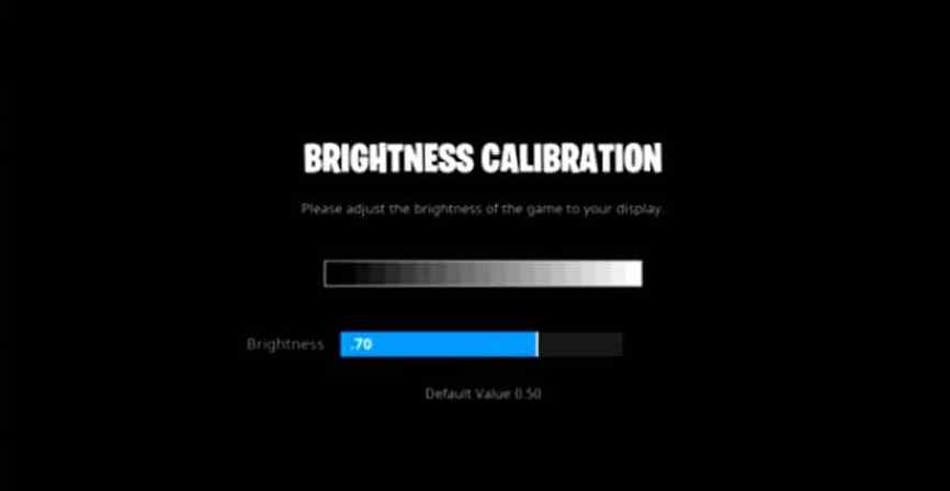 Hamlinz Brightness Settings