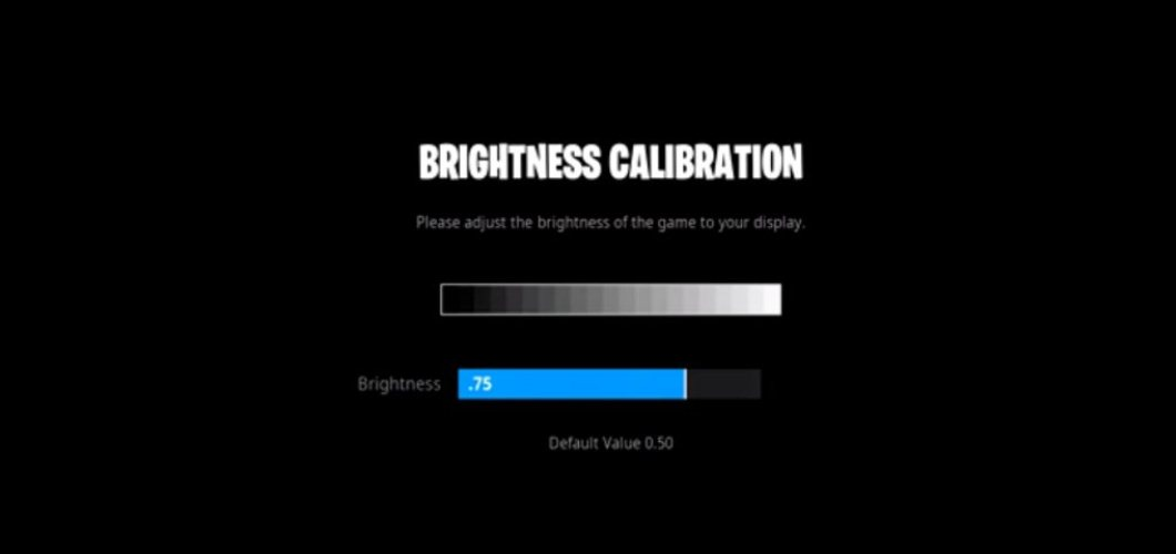 Sceptic Brightness Settings