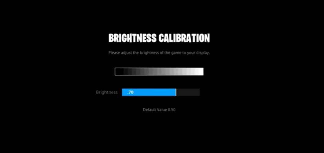 Endretta Brightness Settings