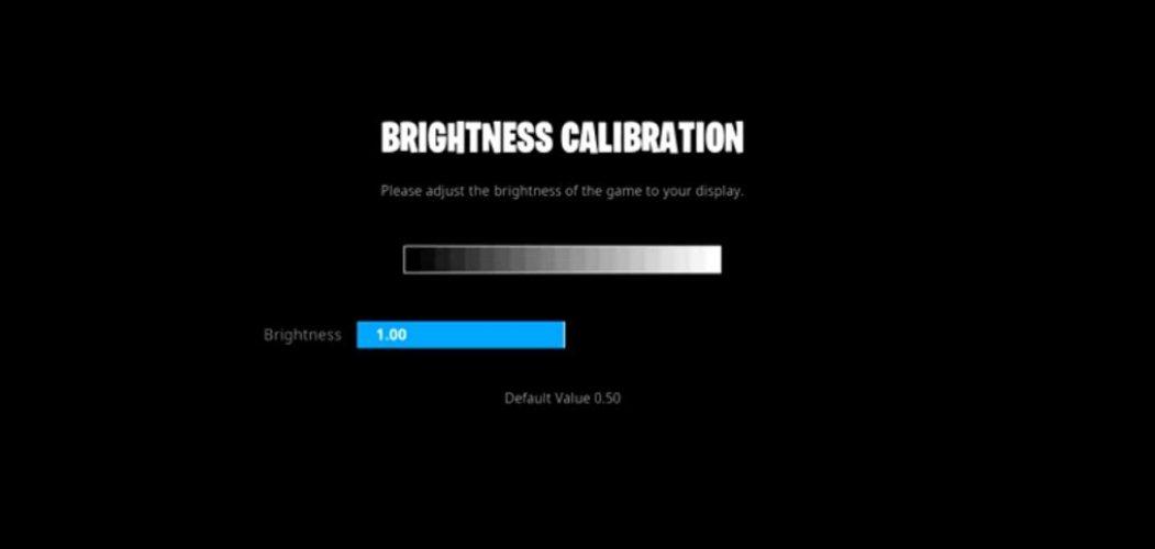 Fiber Brightness Settings