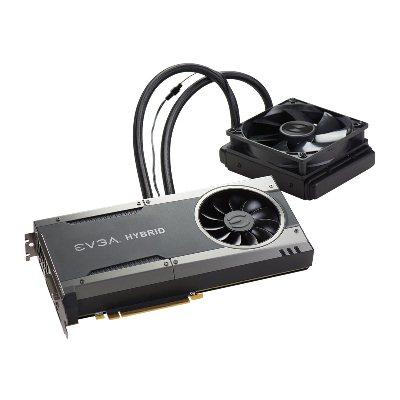 EVGA GeForce GTX 1080 FTW HYBRID