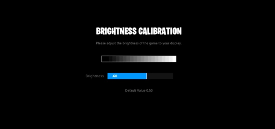 Innocents Brightness Settings