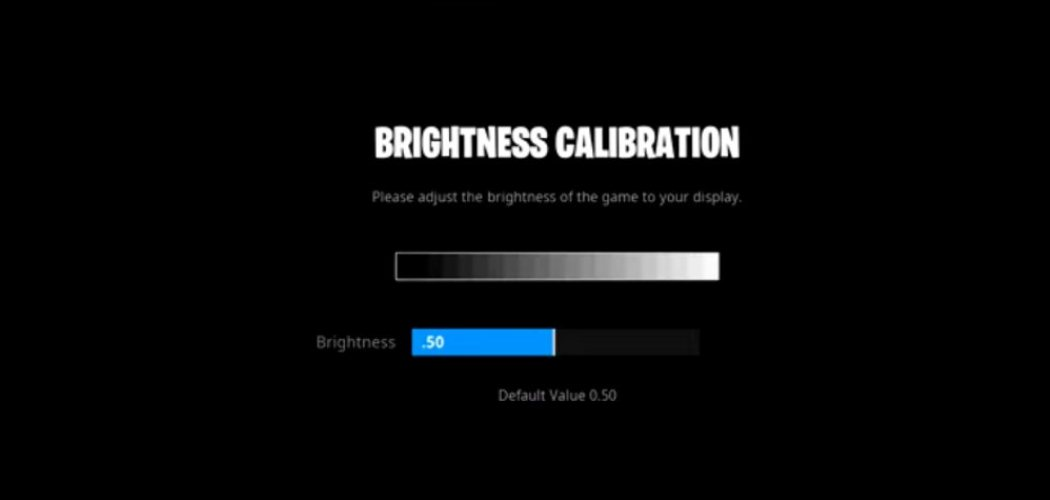 Kayuun Brightness Settings