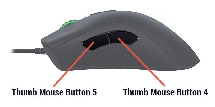 LOLiTO FDEZ mouse buttons