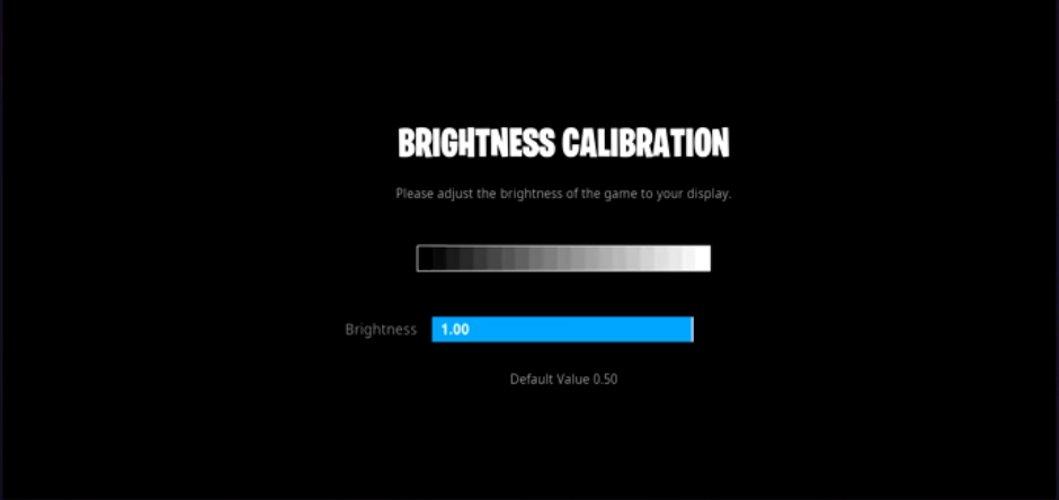 Osmo Brightness Settings