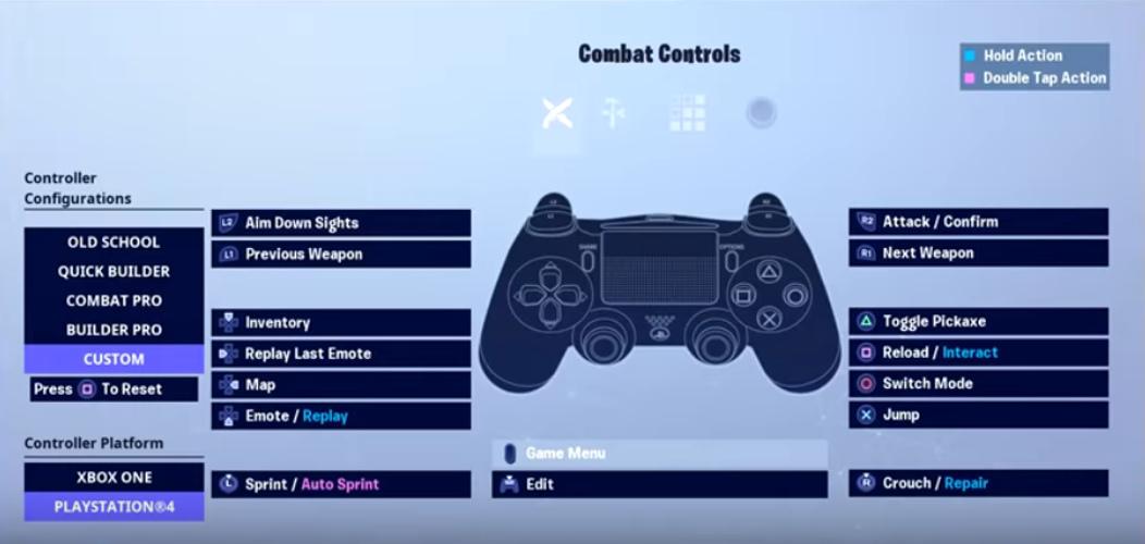 RazorX's Combat Controls