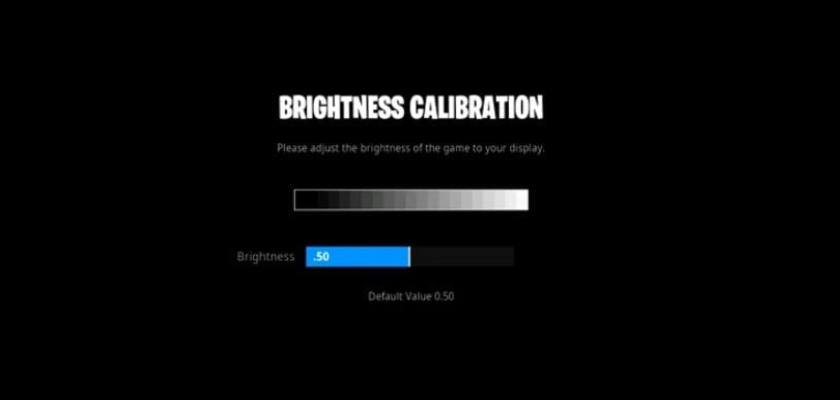 Saf Brightness Settings