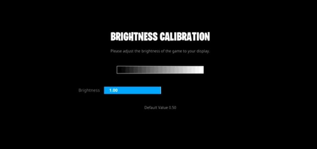 Stompy Brightness Settings