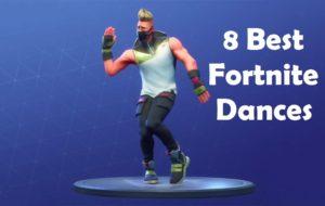 8 best fortnite dances