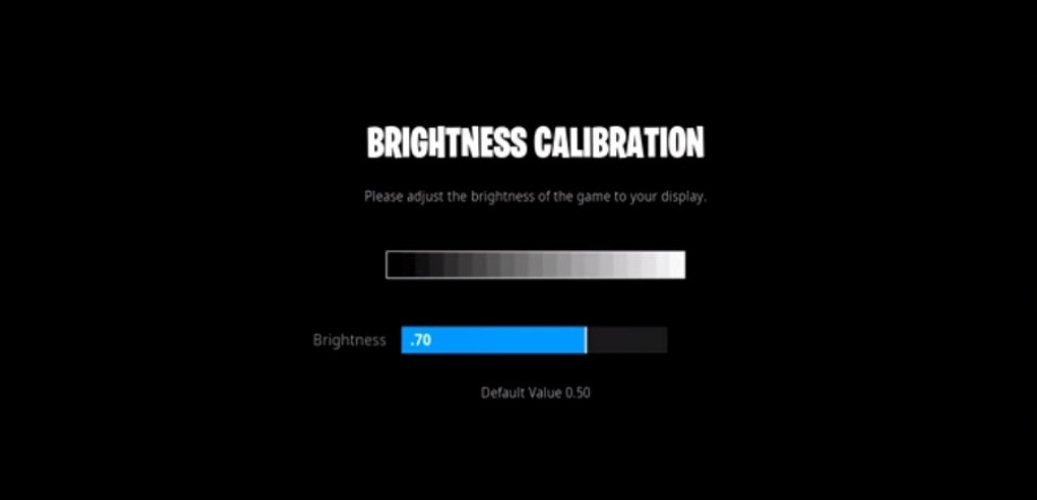 Gorb Brightness Settings
