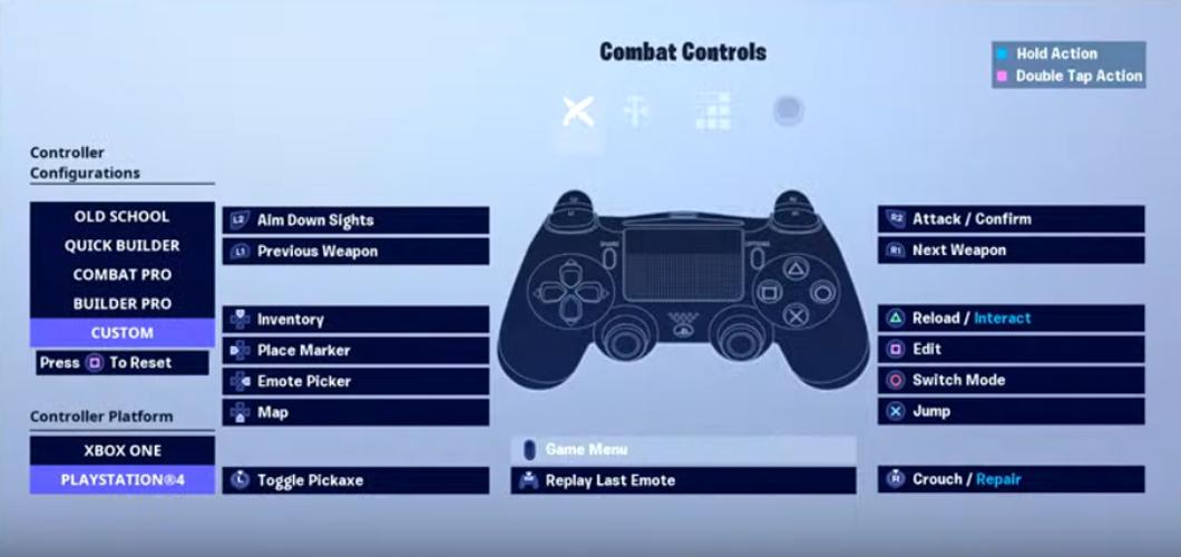 Kamo's Combat Controls