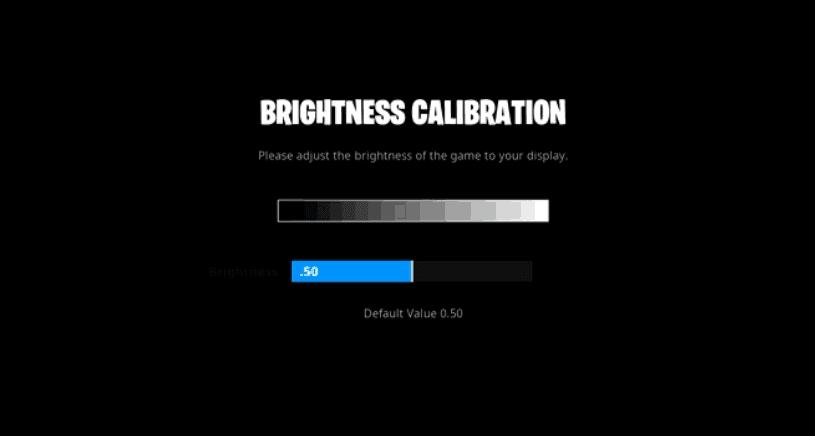Morgausse Brightness Settings