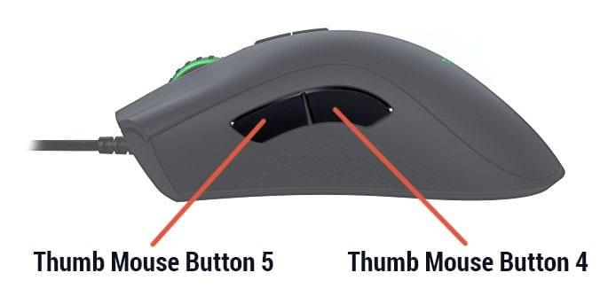 TimTheTatman Mouse Buttons