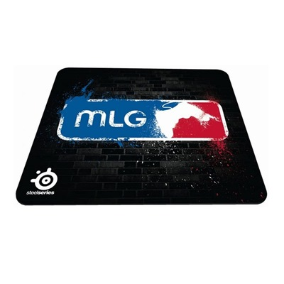 SteelSeries QCK+ (MLG Wall Edition)