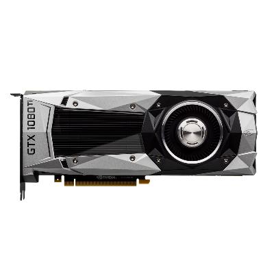 Nvidia GEFORCE GTX 1080 Ti - FE
