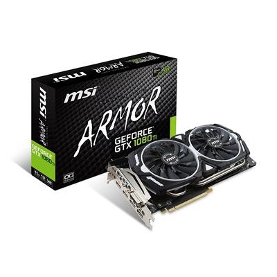 MSI GEFORCE GTX1080 TI ARMOR