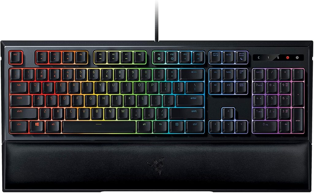 razor ornato erogonimc keyboard