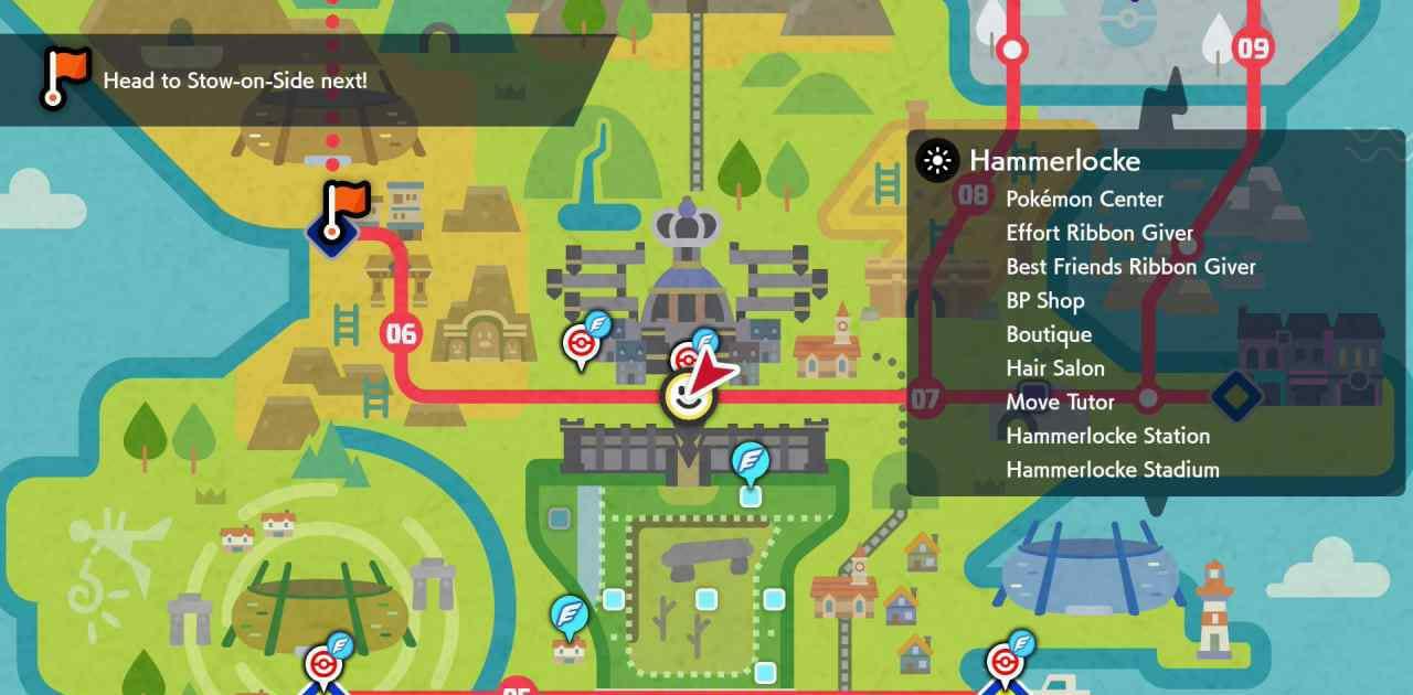 Hammerlocke Route 6 Sweet Apple