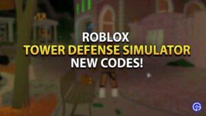 Roblox-Tower-Defense-Simulator-Codes