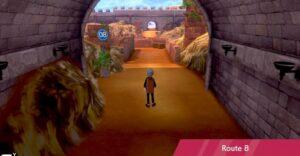 route 8 shiny stone pokemon sword