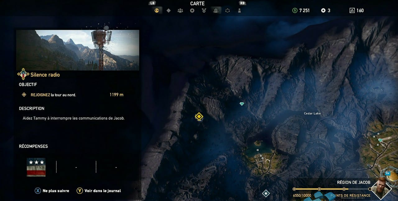 Far Cry 5 call of quest