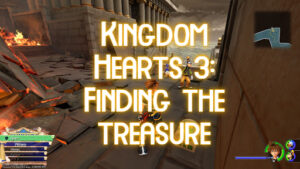 kingdom hearts 3 treasure locations