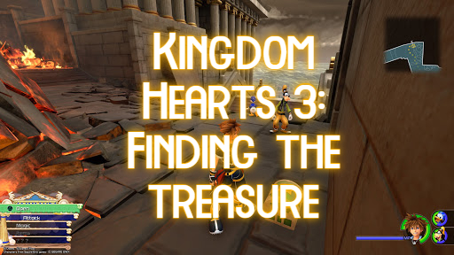kingdom hearts 3 treasure locations