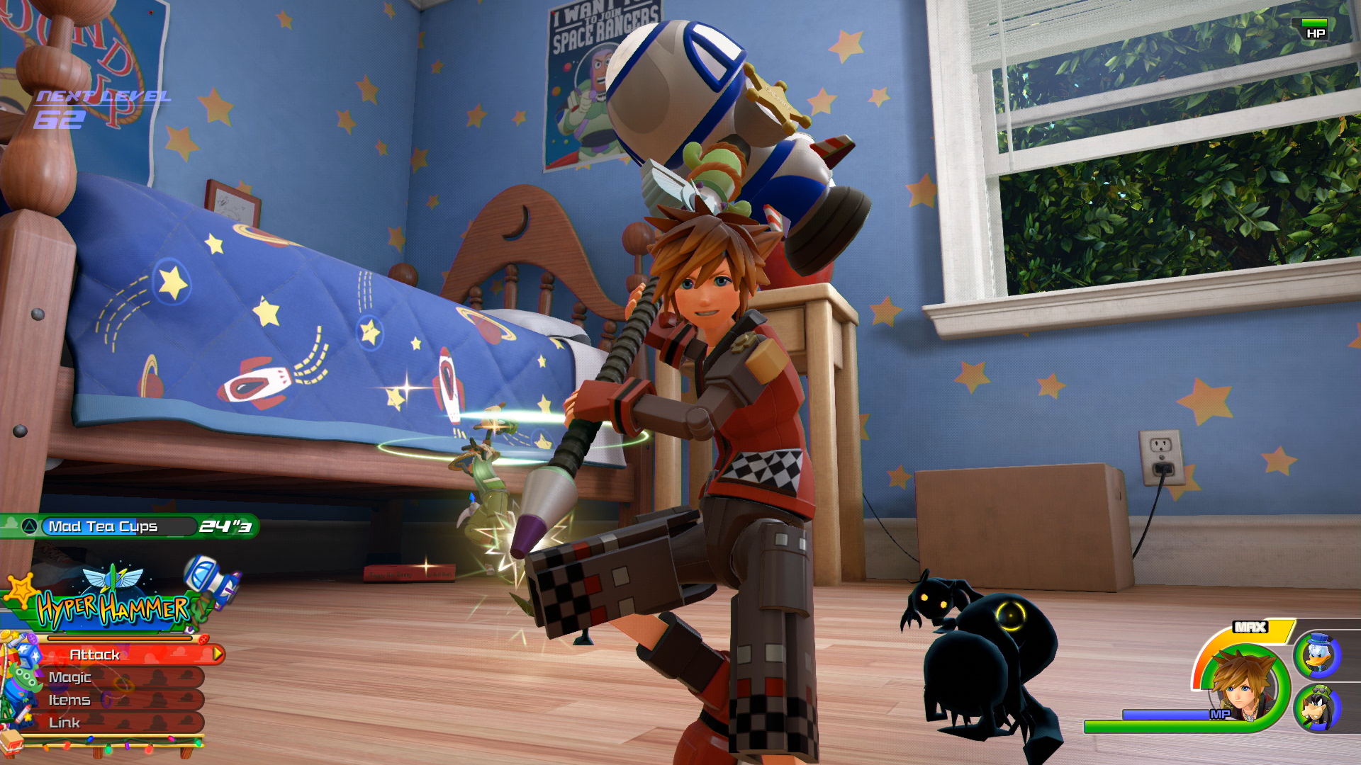 kingdom hearts 3 ADAMANTITE