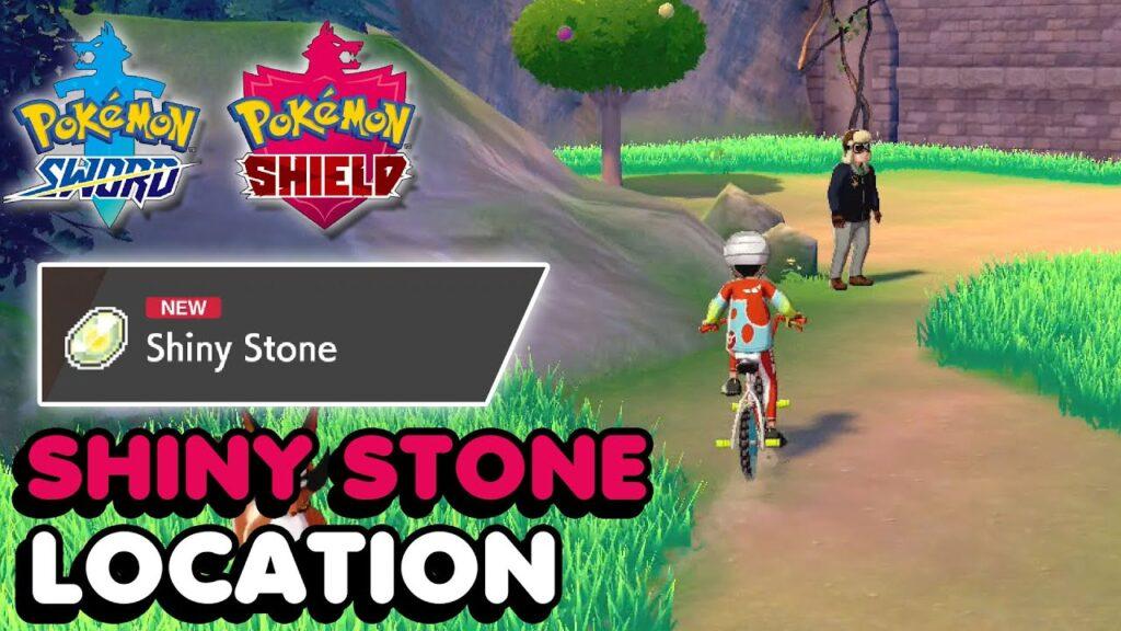 pokemon sword shiny stone