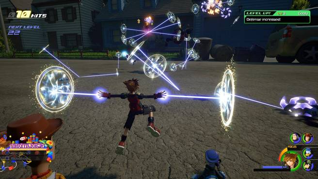 shotlocks Kingdom Hearts 3