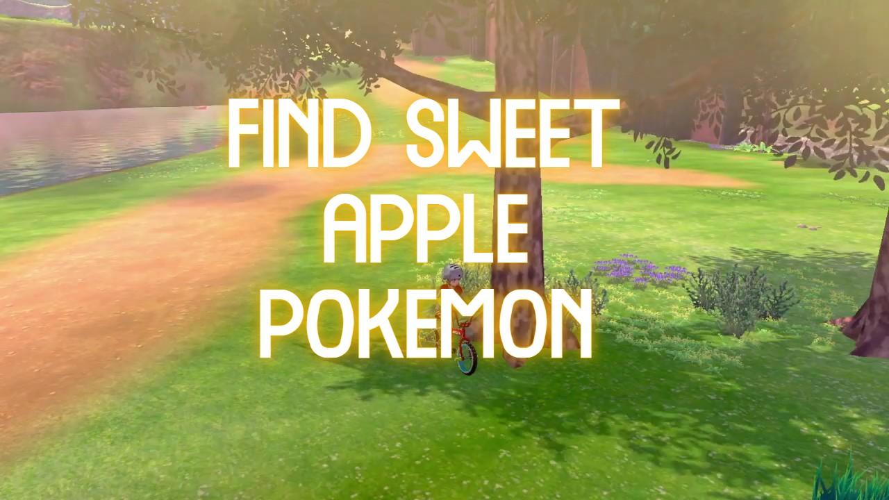 sweet apple pokemon